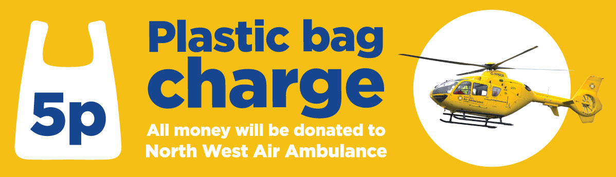 Charity Bag Charge
