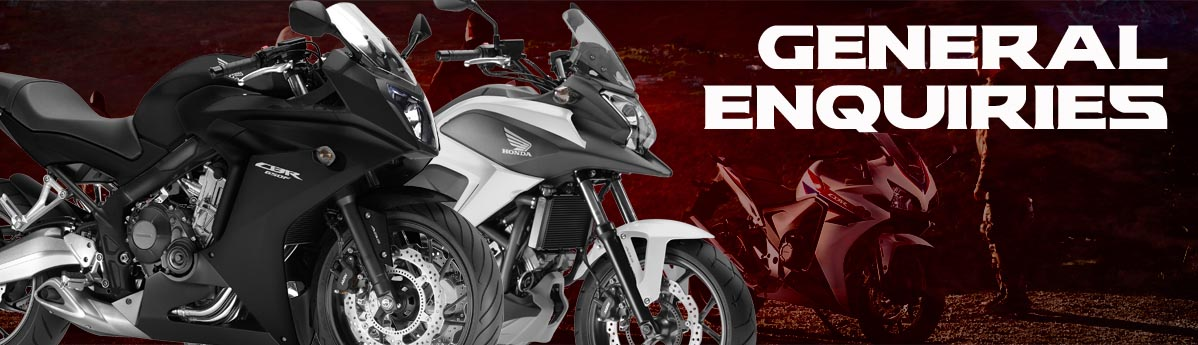 Contact North West Honda Motorcycles