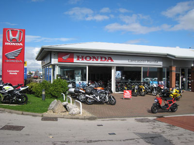 North West Honda Lancaster Dealership